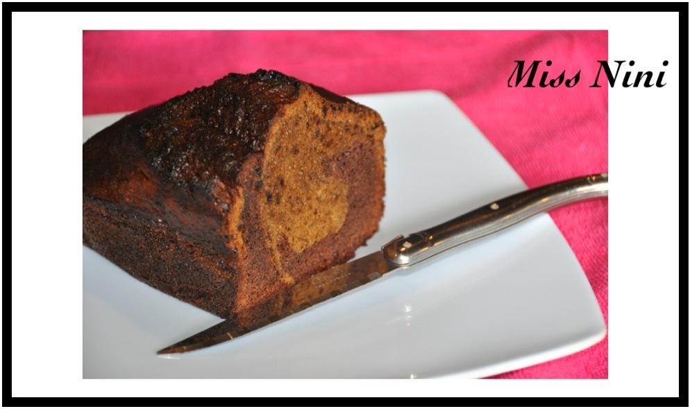 MARBRÉ CAFÉ CHOCOLAT TRÈS MOELLEUX (2/3)